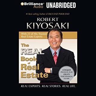 The Real Book of Real Estate audiobook cover art