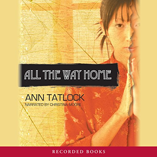 All the Way Home audiobook cover art