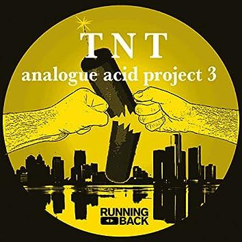 Analogue Acid Project 3