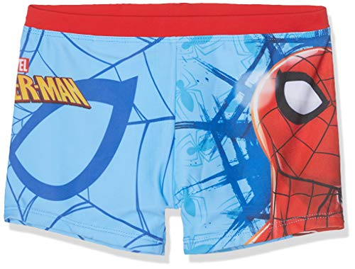 Spiderman 5631 Nuoto, Blu (Bleu Clair Bleu Clair), 10 Anni Bambino