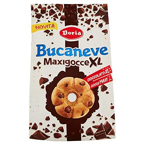 Doria - Bucaneve Maxigocce XL - Biscotti Ideali per la tua...