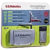 USRobotics MAXg Wireless Router and PC Card Kit