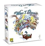 Asmodee- When I Dream Gioco da Tavolo, Multicolore, 8415