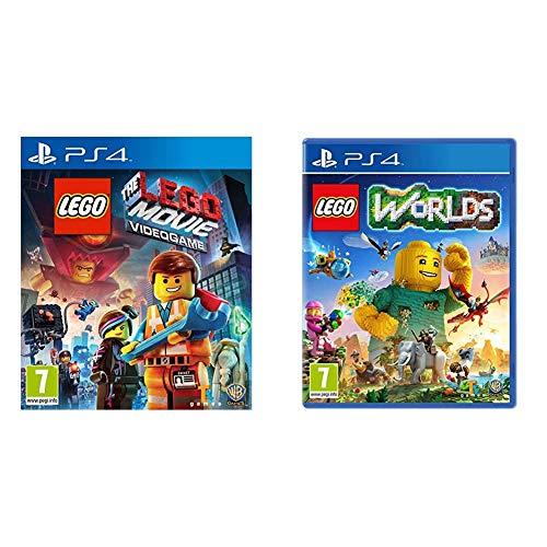 La LEGO Película: El Videojuego + Worlds - Edición Estándar