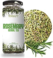 YOGAFY- Organic Rosemary Leaves | Herbal Leaves for Improving Memory |100 Gram |