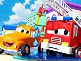 Frank the Fire Truck and Tom the Tow Truck