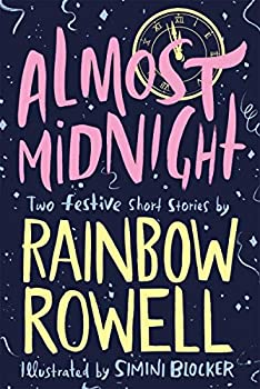Almost Midnight 1529003776 Book Cover