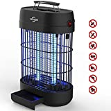 Viflykoo Insect Killer, Electric Insect Fly Zapper Bug Zapper 14W (60㎡) Trap Mosquito Lamp with UV Light, No...