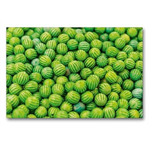 Premium Textil-Leinwand 90 cm x 60 cm quer, Ein Motiv aus dem Kalender Emotionale Momente: Süßes und Saures. | Wandbild, Bild auf Keilrahmen, Fertigbild auf echter Leinwand, Leinwanddruck