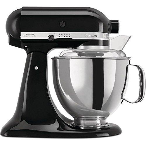KitchenAid keukenmachine Artisan 4,8 l Onyx zwart