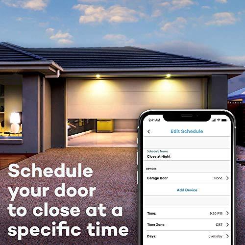 Smart up your garage with a smart garage door opener & parking aids 2