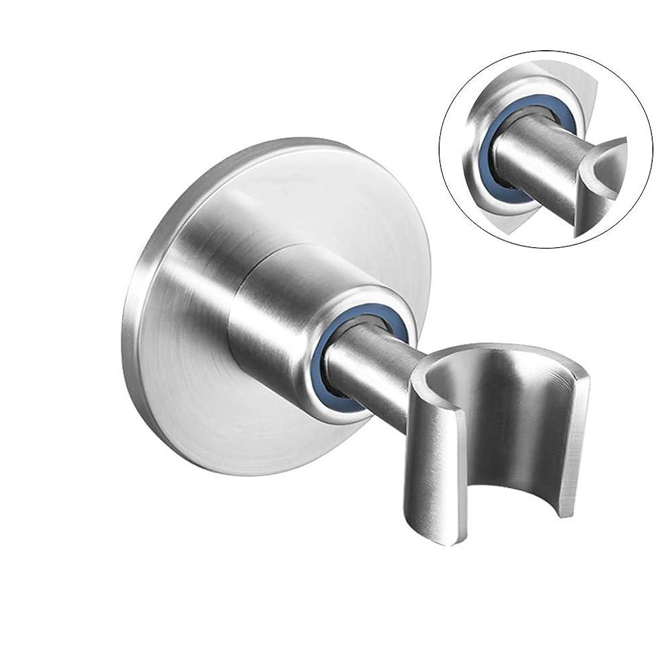 平日設計図同種のパンチングシャワーヘッドブラケットレインシャワーヘッドブラケットアップダウンマルチアジャスタブルとせずにパンチング浴室のシャワー金具なしの固定座席シャワー