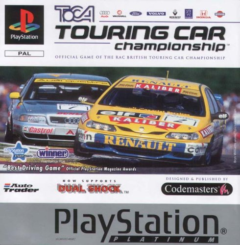 Playstation 1 - TOCA Touring Car Championship