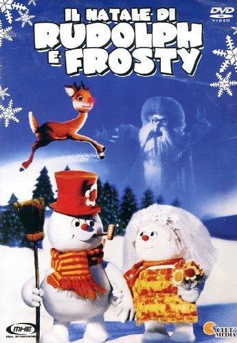 Il Natale Di Rudolph E Frosty