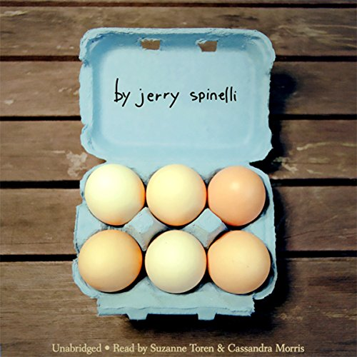 Eggs audiobook cover art