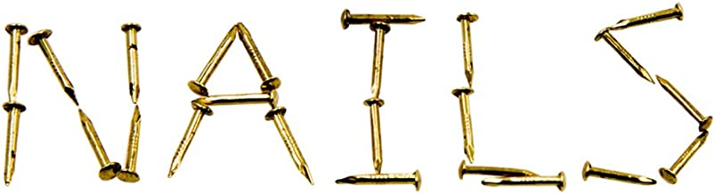 Small Nail Round Head Self-Tapping Screws Wood Hand-Made Hardware Accessories Fasteners 500PCS 1 X 8mm Gold