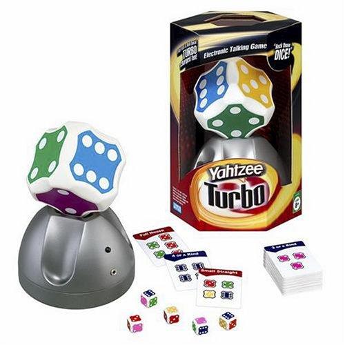 Hasbro Gaming Yahtzee Turbo