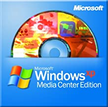 Microsoft Windows XP Media Center Edition 2005 SP2B for System Builders (Old Version)