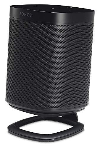 Flexson Tischständer für Sonos One, One SL und Play:1, schwarz