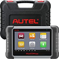 Autel Scanner MaxiCOM MK808, 2021 Newest OBD2 Car Diagnostic Scanner, Equipped with 25+ Maintenance Functions, All...