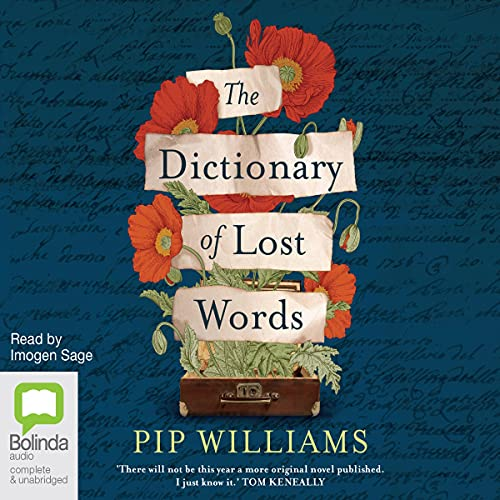 The Dictionary of Lost Words cover art