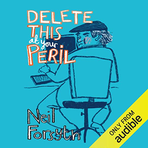 Delete This at Your Peril audiobook cover art