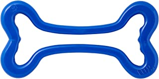 Planet Dog Orbee Tuff Tug of War Interactive Durable Fetch-Play Dog Toy, Super Stretchy, 100% Guaranteed, Made in The USA, 10.25-Inches, Blue