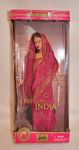 Barbie Princess of India Dolls of the World by Barbie