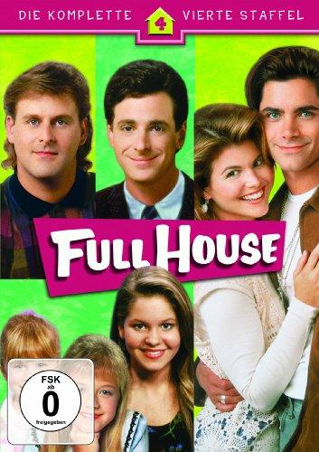 Full House - Staffel 4 (4 DVDs)