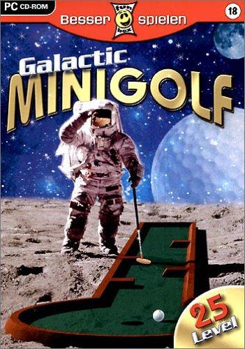 Galactic Minigolf