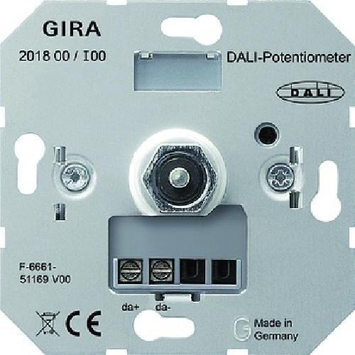 GIRA DALI-Potentiometer Einsatz 201800