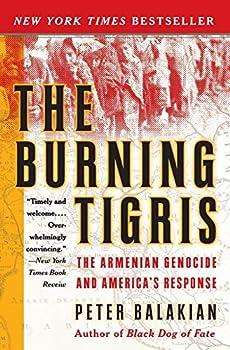 armenian genocide burning