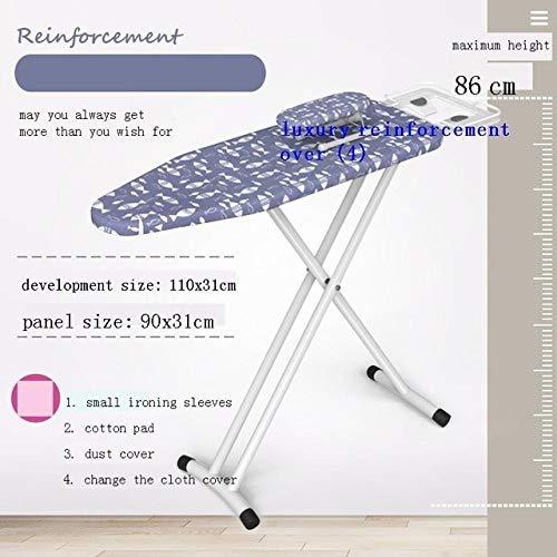 LJQLXJ Tabla de planchar Casa Doblar Tabla Planchar Plancha Ropa Plancha Accesorios para el hogar Tabla de planchar, MODELO T