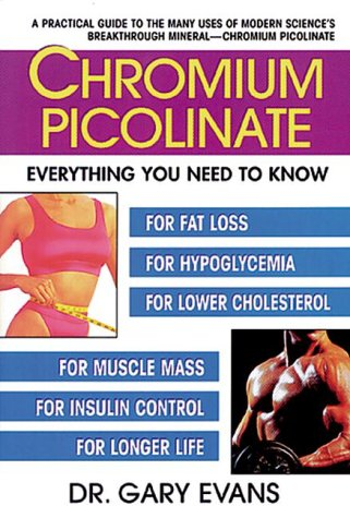Chromium Picolinate: Everything You Need to Know