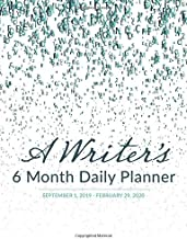 daily planner for writers