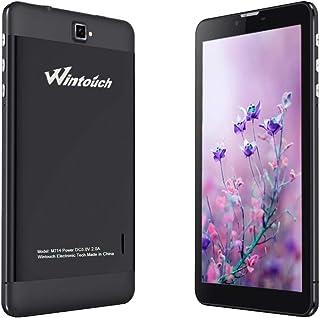 Wintouch M714 Dual Sim - 7 Inch, 8GB, 1GB RAM, 4G LTE, Black