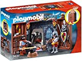 Playmobil 5637 Jeu de Construction - Coffre Chevalier et Forgeron