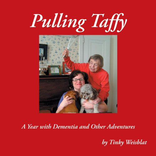 Pulling Taffy audiobook cover art