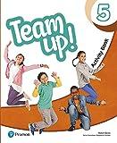 Team Up! 5 Activity Book Print & Digital Interactive Activity Book -Online Practice Access Code