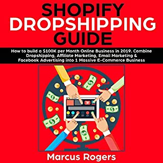 Shopify Dropshipping Guide cover art