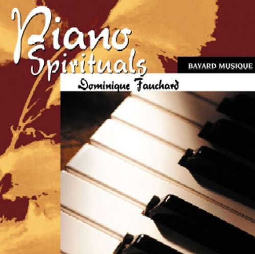Piano Spirituals (FR Import) (K7 CD Gr50)
