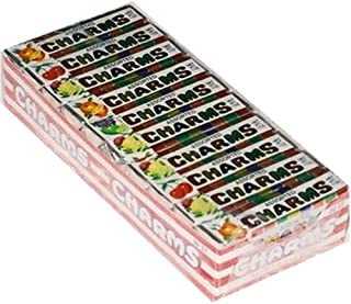 Charms Candy Assorted Squares 20ct
