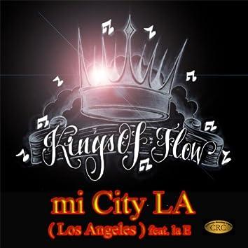 Mi City La (Los Angeles) (feat. la E) - Single