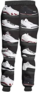 Sportswears Joggers Harem Pants Men's Cool Print 3D Printed Sweatpants