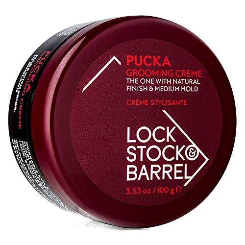 Lock Stock & Barrel - Pucka Grooming Creme - 100gr / 3.53oz