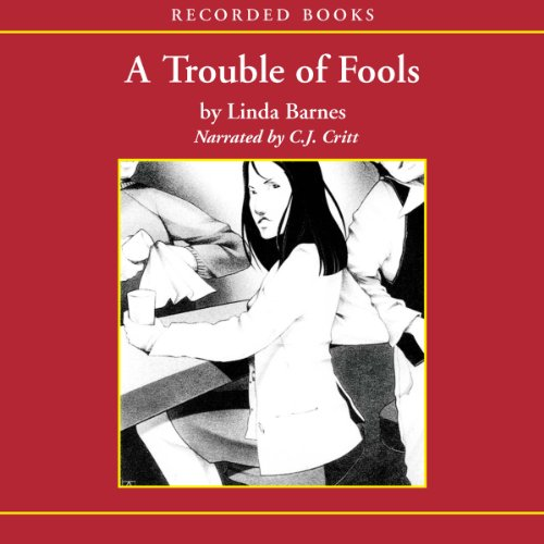 A Trouble of Fools audiobook cover art