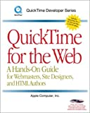 QuickTime for Web and CDROM (QuickTime Developer Series)