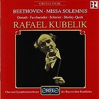ベートーヴェン:ミサ・ソレムニス (Missa Solemnis)