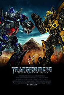 Transformers 2: Revenge of the Fallen POSTER Movie (27 x 40 Inches - 69cm x 102cm) (2009) (Style D)
