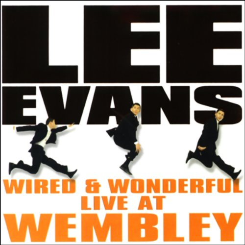 Lee Evans audiobook cover art